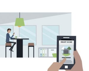 Illustration Smart Home