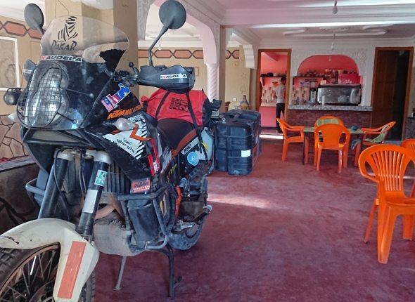 andere Garage