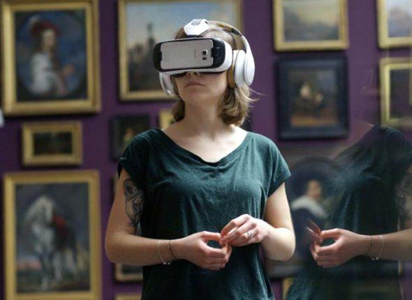 VR Ausstellung