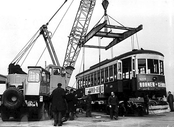 Straßenbahnbau