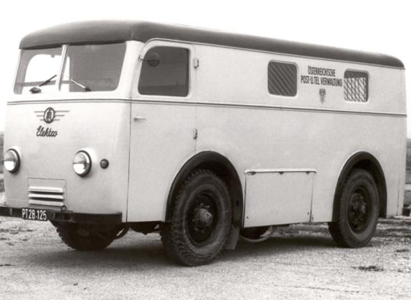 Nostalgie: Elektrofahrzeuge anno dazumal