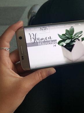 Lifehack im Smartphone