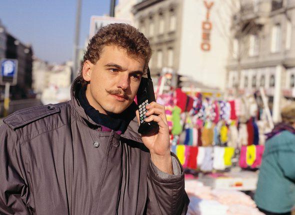 C-Netz Handy
