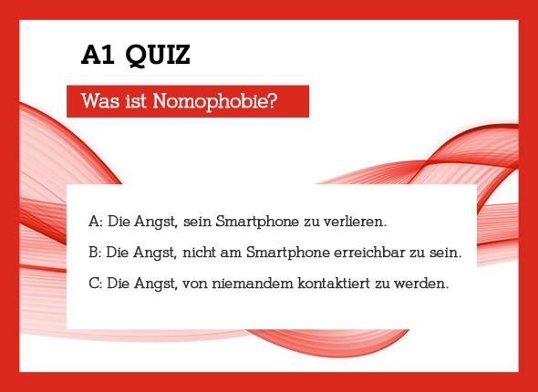Was ist Nomophobie?