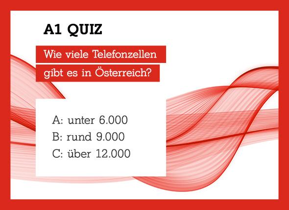 Wie viele Telefonzellen gibt es in Österreich?