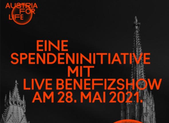 Austria For Life am 28. Mai