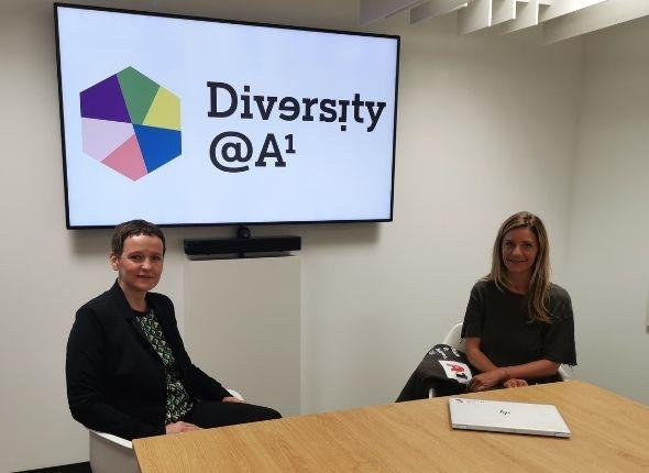 Im Gespräch zu Diversity@A1